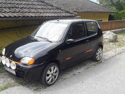 gebraucht Fiat Seicento Sporting Nürburgring Klein-/ Kompaktwagen