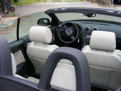 gebraucht Audi A3 Cabriolet 1,9 TDI