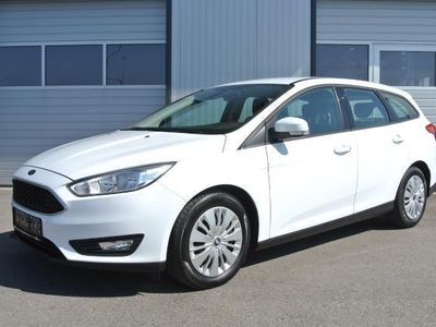 brugt Ford Focus Traveller 1,5 TDCi Business *NAVI * PDC* 1.BESITZ
