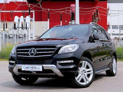 """gebraucht Mercedes ML350 M-KlasseBlueTEC 4MATIC Aut. DPF """"Sport-Paket"""" SUV / Geländewagen"""