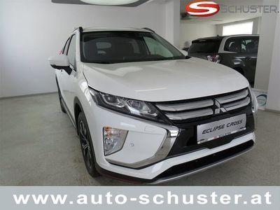 brugt Mitsubishi Eclipse Cross 1,5 TC CVT 4WD Intense+ First Edt.18 SUV / Geländewagen,