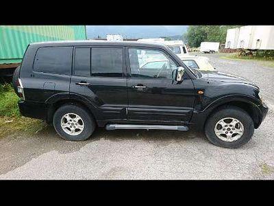 brugt Mitsubishi Pajero 3,2 Liter Diesel SUV / Geländewagen,