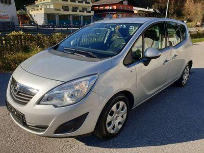 gebraucht Opel Meriva 1,4 Twinport Cool