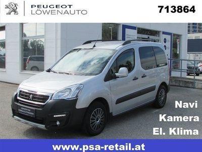 gebraucht Peugeot Partner Tepee Outdoor 1,6 HDi 120 S&S Kombi / Family Van,