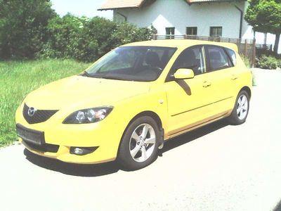 gebraucht Mazda 3 Sport CD 110 TX Sportwagen / Coupé