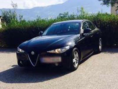 gebraucht Alfa Romeo Giulia 2,2 136 MT RWD