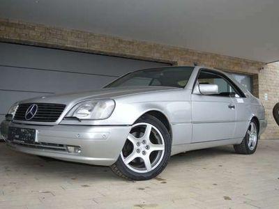 gebraucht Mercedes CL500 (C140)