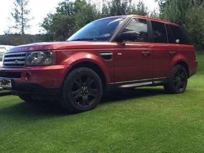 gebraucht Land Rover Range Rover Sport 2,7 v6 SUV / Geländewagen,