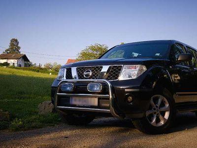 gebraucht Nissan Pathfinder 2,5 dCi XE DPF SUV / Geländewagen