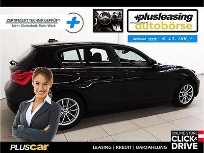 brugt BMW 120 d Advantage Aut.