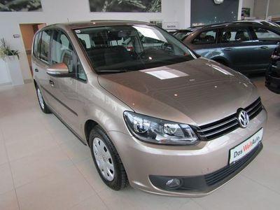 brugt VW Touran Trendline BMT TDI