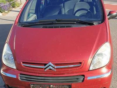 gebraucht Citroën Xsara Picasso 1,6 HDi 16V Family FAP