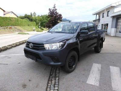 gebraucht Toyota HiLux 2,4 D-4D 4WD Doppelkabine Country + Comfortpaket