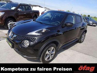 gebraucht Nissan Juke 1,6 Acenta Aut. Acenta
