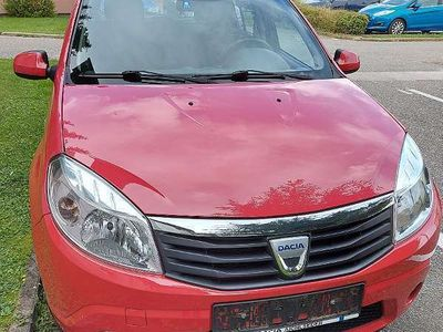 gebraucht Dacia Sandero 1.2 Klein-/ Kompaktwagen