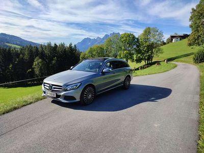 gebraucht Mercedes C250 T BlueTEC Avantgarde A-Edition Plus Aut.