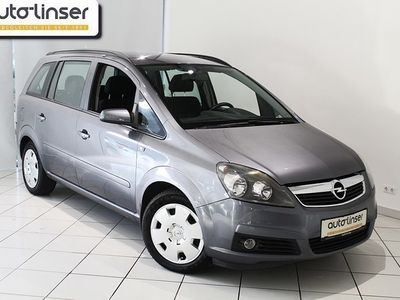 gebraucht Opel Zafira Edition 1,8