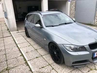 gebraucht BMW 330 3er-Reihe Kombi Allrad Diesel (E91) Touring Öster