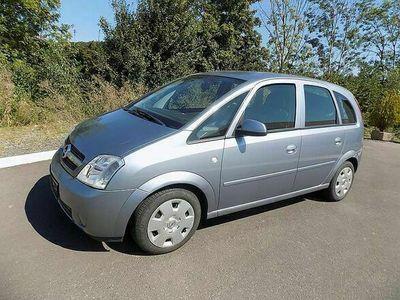 gebraucht Opel Meriva 1,4 16V Edition