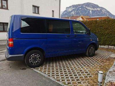 gebraucht VW T5 Kombi 1,9 TDI