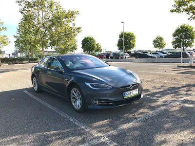 gebraucht Tesla Model S S 75 facelift, SC free, Schiebedach Limousine