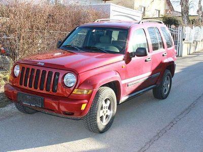 gebraucht Jeep Cherokee 2,8 Extreme Sport CRD Aut. SUV / Geländewagen,