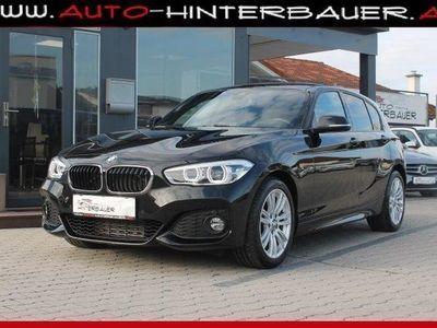 used BMW 118 1er-Reihe d Aut. Limousine,