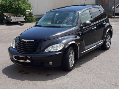 gebraucht Chrysler PT Cruiser 2,2 CRD Limited Edition Route 66 * NEUES PICKERL* Kombi / Family Van