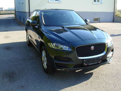 gebraucht Jaguar F-Pace 20d AWD Pure