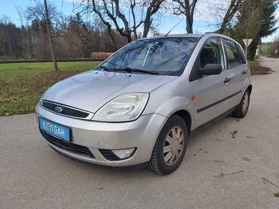 gebraucht Ford Fiesta Ghia 1,4 TDCi *KLIMA*MOD. 2004*