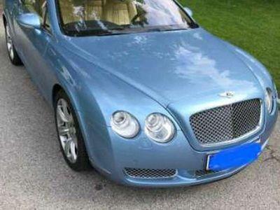 gebraucht Bentley Continental GT Cabrio