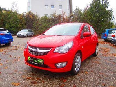 gebraucht Opel Karl 1.0 Ecotec Edition Eco-Paket KlimaBremsass Sp