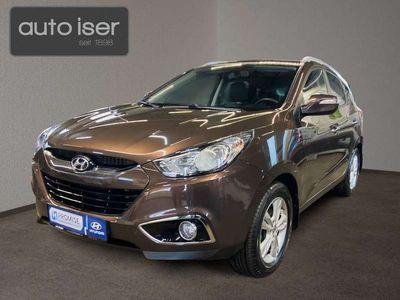 gebraucht Hyundai ix35 Premium 2,0 CRDI 4WD