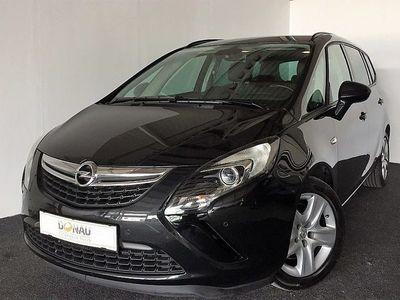 gebraucht Opel Zafira Tourer 2,0 CDTI Aut. * AHK * AGR-Sitz * Kombi / Family Van