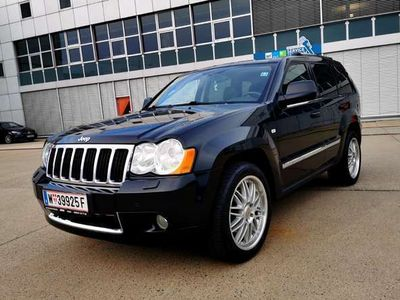 gebraucht Jeep Grand Cherokee 3,0 CRD Limited 180 PS