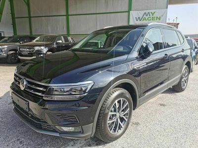 gebraucht VW Tiguan Comfortline Allspace 7 Sitze