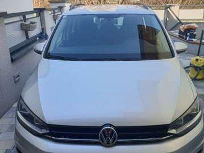 gebraucht VW Touran Trendline 1,6 SCR TDI