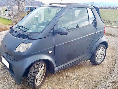 gebraucht Smart ForTwo Cabrio 61ps / Roadster