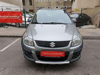 gebraucht Suzuki SX4 1,6 GL-A VVT 4WD SUV / Geländewagen