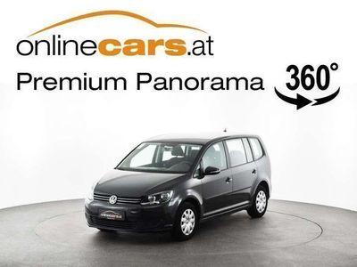 used VW Touran TL 1,6 TDI MEGAPREIS Kombi / Family Van,