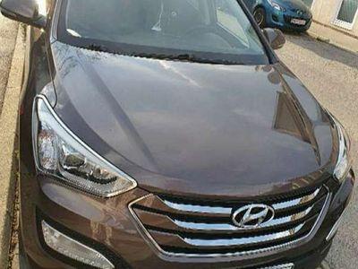 gebraucht Hyundai Santa Fe 2.2 CR DI SUV / Geländewagen