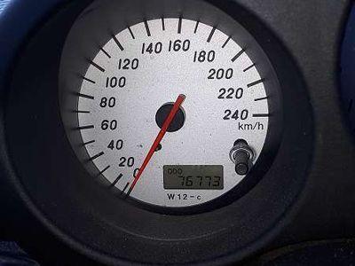 gebraucht Toyota MR2 Cabrio / Roadster