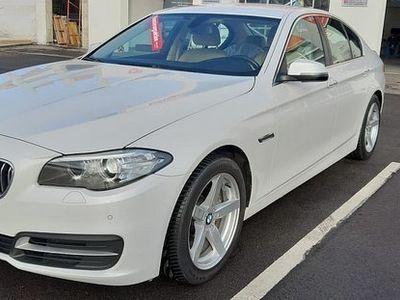 gebraucht BMW 520 d Efficient Dynamics Österreich-Paket