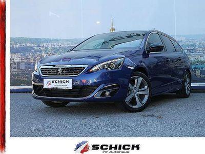 gebraucht Peugeot 308 SW 1,2 PureTech GT Line S&S Kombi / Family Van