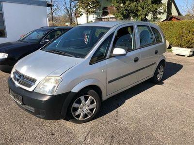 gebraucht Opel Meriva 1,7 DTI klima euro 3