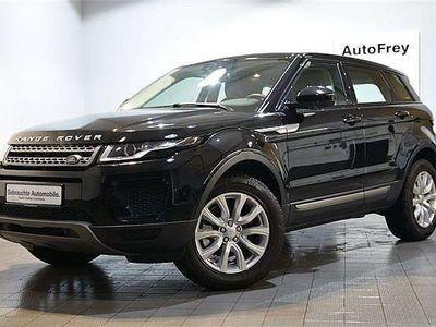 gebraucht Land Rover Range Rover evoque Pure 2,0 TD4 e-Capability SUV / Geländewagen,
