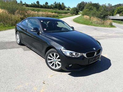 gebraucht BMW 430 4er-Reihe D XDrive Coupe Allrad ehem. Neupreis 68530,-- Sportwagen / Coupé