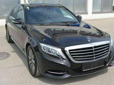 gebraucht Mercedes S350 BlueTEC / d S -Klasse Lim. (BM 222)
