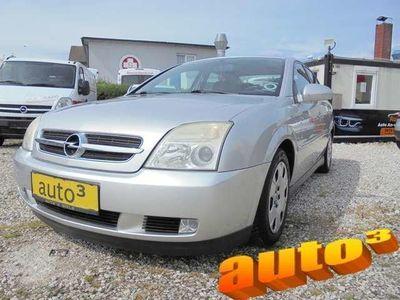 gebraucht Opel Vectra Elegance 2,2i 16V Aut.