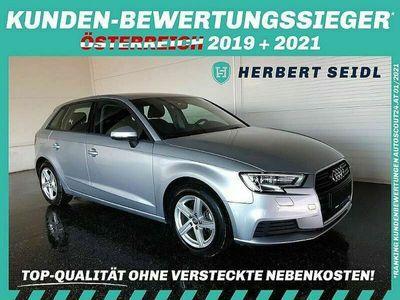 gebraucht Audi A3 Sportback 20 TDI S-tronic intense *ONLINEKAUF*